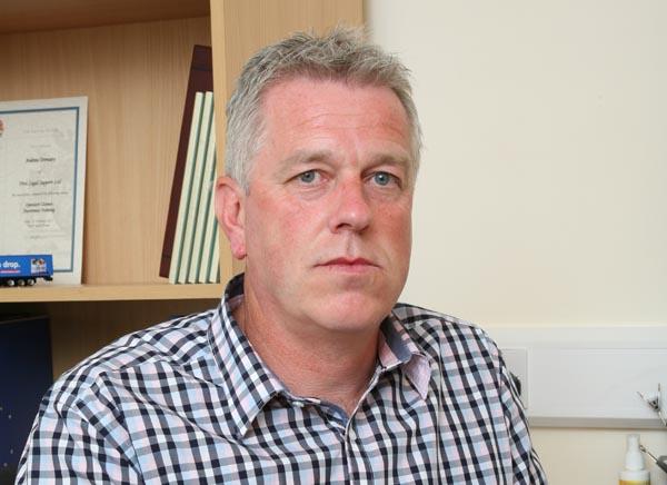 Andrew Drewary