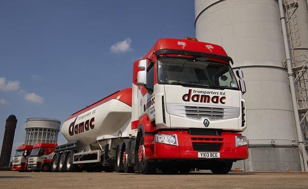 Damac Transporters