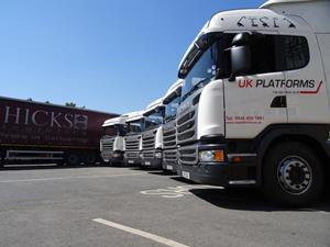Keltruck Scania