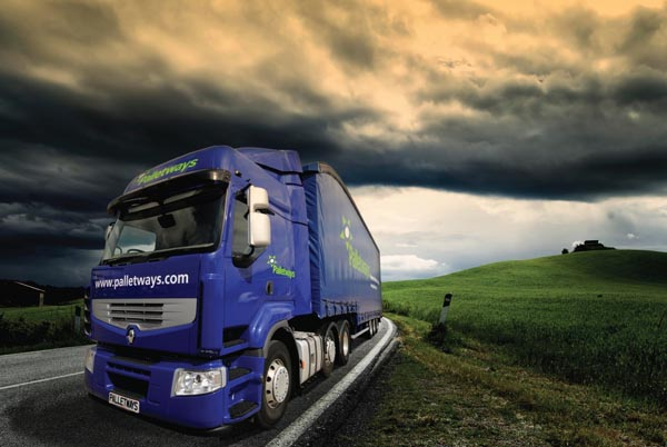 Palletways gets TFL accreditation   transport road haulage peter lascelles import health freight european competitors