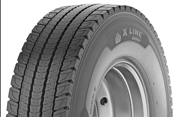 new michelin cv tyres save fuel