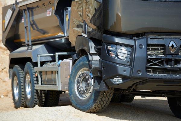 Renault Trucks Body Mounting