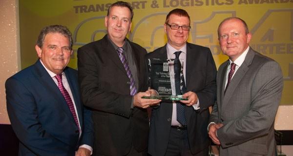 Training award Ireland