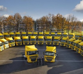 Waberer's purchases 600 DAF tractors | Haulage Today   western europe models man logistics latest gyorgy waberer gyorgy freight ferry environment ensure the most